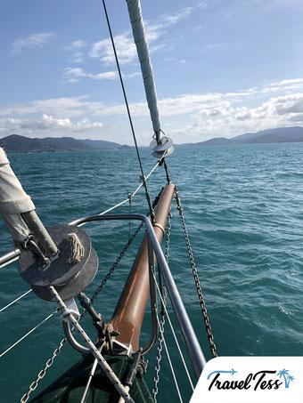 Zeilboot Derwent Hunter