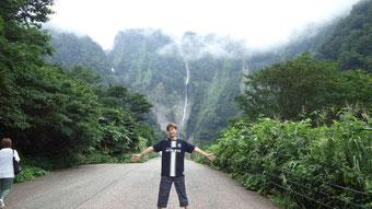 称名滝2014