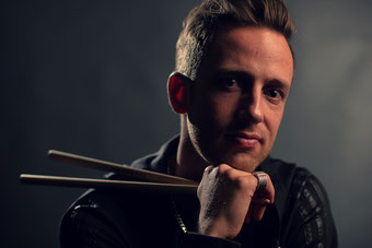 Alex Domhoever is a drummer, producer and drum teacher from Germany and head of the Drum Club Munich