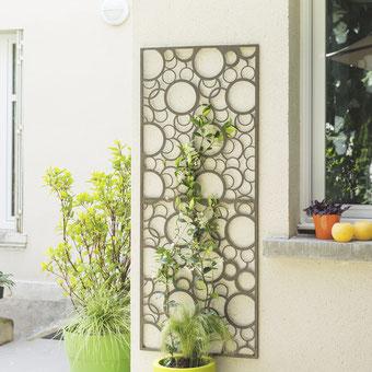 ©Nortene - Decoration Panel, le panneau décoratif en métal ajouré
