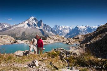 Fab & Isa Lac Blanc Chamonix