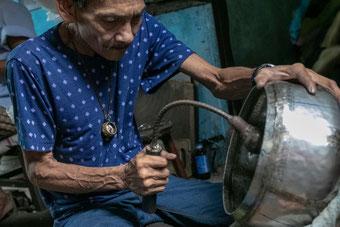 Bankoko banbatų bendruomenė, auksarankiai kalviai ir Auksinis kalnas