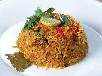 Cibo e cucina in Indonesia. Nasi Goreng