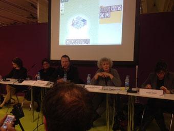 """La table ronde An@é """"Passerelles numériques"""" à Educatice"""