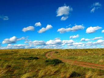 faszinierend die Wolkenstimmung