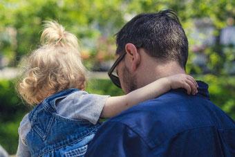 Abstand zum Ex trotz Kind