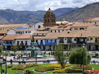 Spirituelle Reise nach Peru