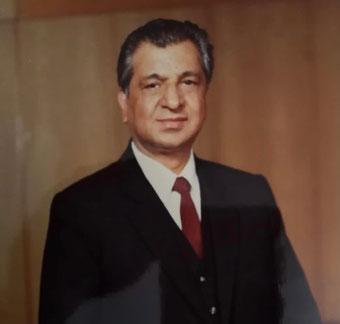 ببرک کارمل رهبر فقید حزب دموکراتیک خلق افغانستان
