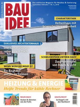 BAUIDEE Ausgabe Sep/Okt 04_2016