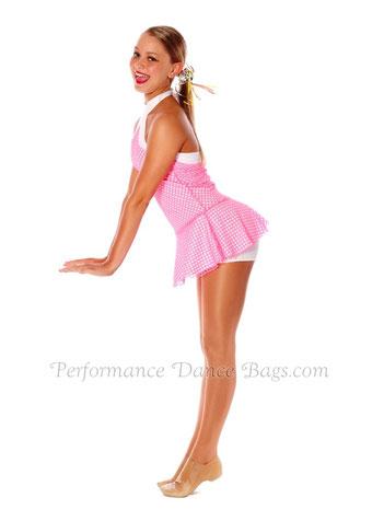 """I use the V3 Performance Dance Bag"""