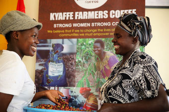 Kyaffe Farmers Coffee