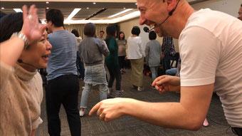 Viel Spass beim Seminar in Visionspsychologie in Taipei