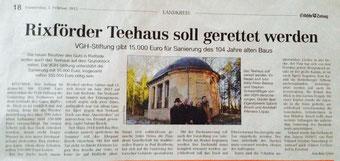 © Cellesche Zeitung 05.02.2015
