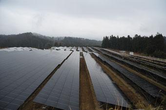 2.6メガワットの発電容量を誇る棚倉堂ノ沢発電所