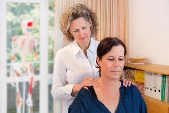 Sensomotorische Körpertherapie, Pohltherapie Faszienbehandlung