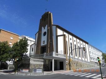 Reforma y rehabilitación en huelva en Iglesia de San Sebastián