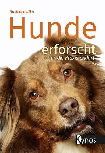 Buch Cover zu Hunde erforscht - für die Praxis erklärt