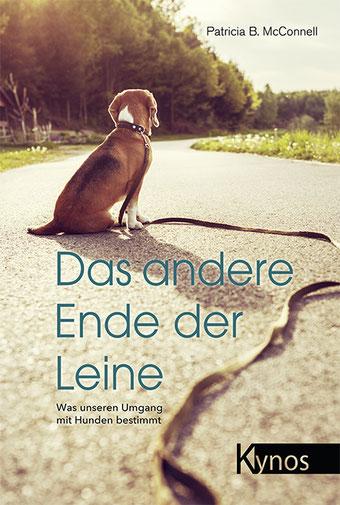 Buch Cover zu Das andere ende an der Leine im Kynos Verlag