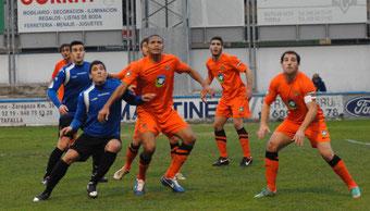 La Peña Sport noqueó al Sanse en Tafalla. Foto: www.peñasport.es