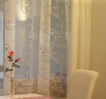 Im Wohn- Schlafraum im Appartement Miramonte