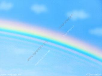 Regenbogen als Digital Art