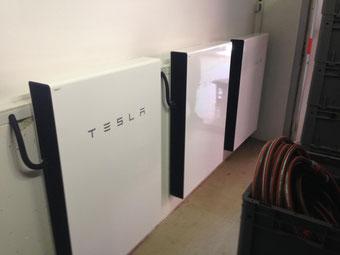 TESLA Powerwall 6 Solar-Speicher fuer Industrie Gewerbe - Energie, wenn man Sie braucht