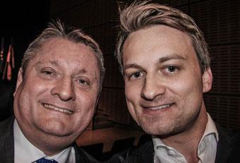 Bundesgesundheitsminister Gröhe und Prof. Matusiewicz