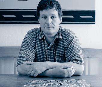 Das Bild zeigt den Autor Henning Wagenbreth.