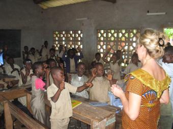 Unterrichtsbesuch an der Bethléem-Ecole