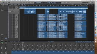 So viele Tonspuren zum Bearbeiten…