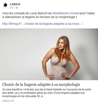 Comment choisir sa lingerie selon sa morphologie et silhouette