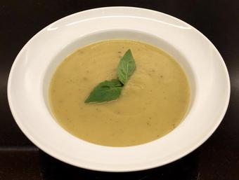 Zucchetti-Suppe