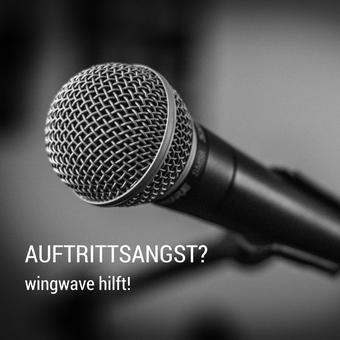 wingwave Hamburg - Auftrittsangst