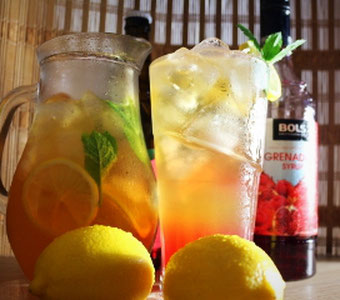 Long Island Ice Tea Cocktail Rezept