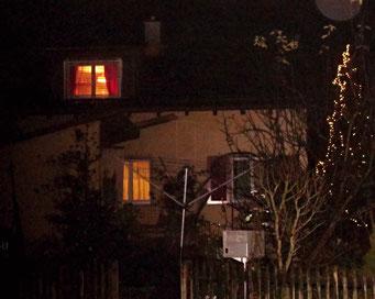 16.Dezember 2014 - Wäsche trocken im Freien - in neun Tagen ist Weihnacht