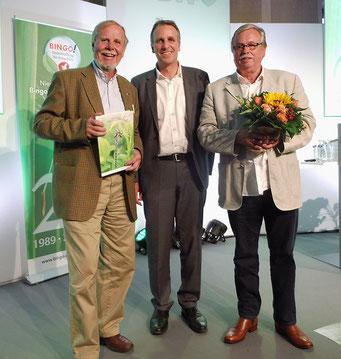 1. Platz Niedersächsischer Umweltpreis 2014