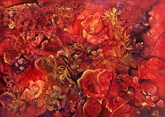 Bild Landschaft von Ellen Rosenthal