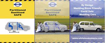 Covid-19 Safe Wedding Cars