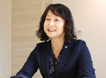 相続相談の相談者(女性税理士)渡邊 日奈子