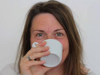 Latte Macchiato und Espresso