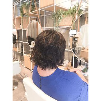 横浜  石川町  美容室   Grantus  元町 外はね ボブヘアサロン 求人 ricruit  美容師 美容院 パーマスタイル 店長候補 募集 ヘアドネーション