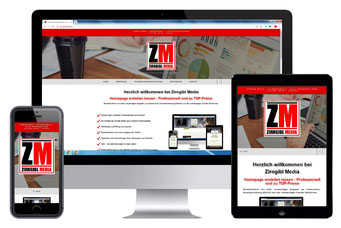 Zirngibl Media Webdesign
