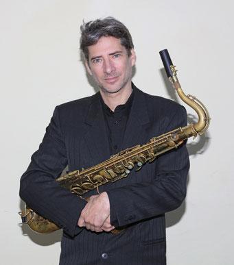 David Laszlo Marsall, Saxophon, Klarinette