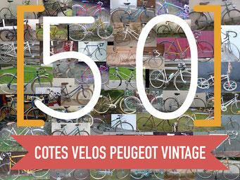 cotes velo peugeot vintage