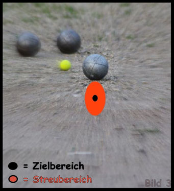 Boule - Pétanque / Schusstraining / Tireurtraining im Spiel 3