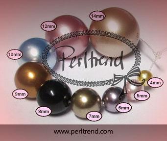 Swarovski Crystal Pearls www.perltrend.com Schmuck Jewelry Jewellery Luzern Schweiz Onlineshop Design