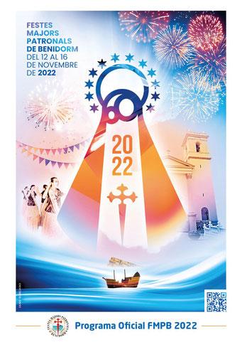 Programa de las Fiestas Mayores de Benidorm