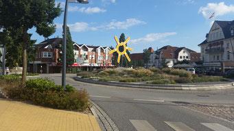 Grömitz Zentrum, Kreisel