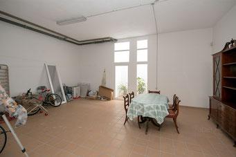 Spielzimmer und Kellerraum