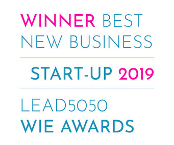 Winner Best New Business 2019 at the WIE Awards